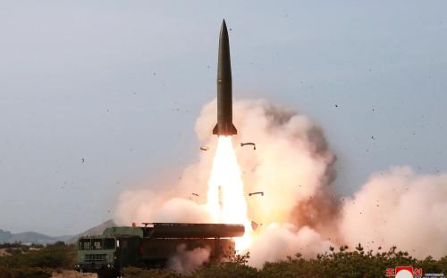 Трамп отказался считать новые ракетные пуски КНДР «подрывом доверия» США