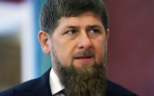 <p>Рамзан Кадыров</p>  <p></p>