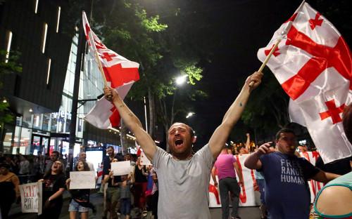 Фото: Zurab Tsertsvadze / AP