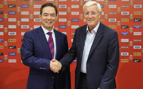 Фото:Официальный сайт Китайской ассоциации футбола