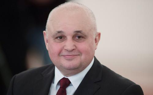 <p>Сергей Цивилев</p>