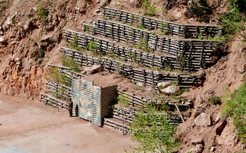 <p>Пхунгери &mdash; единственный полигон для ядерных испытаний в КНДР. Он находился в горах, у потухшего вулкана Пэктусан (Байтоушань) в провинции Северный Хамгён, менее чем в 200&nbsp;км от границы с Россией.</p>