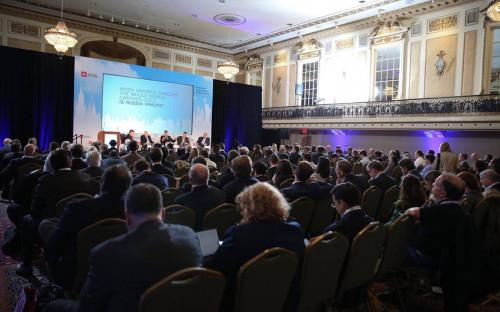 Форум Московской биржи в Нью-Йорке