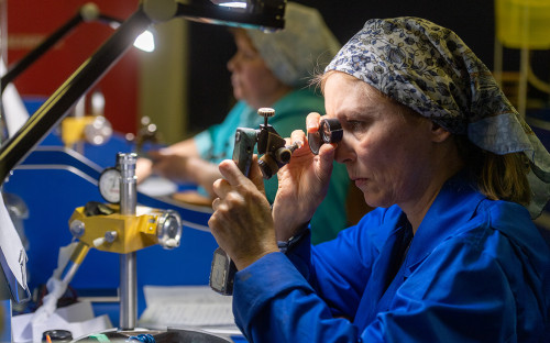 Фото: «Комсомольская правда» / Global Look Press