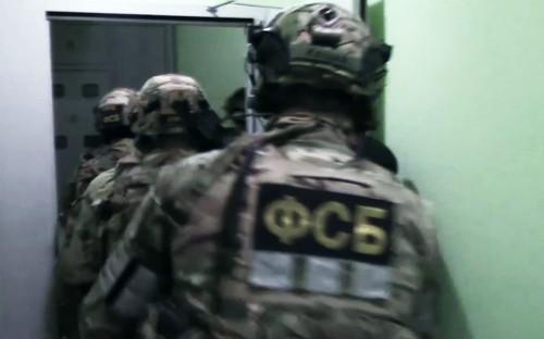 Фото:ЦОС ФСБ / РИА Новости
