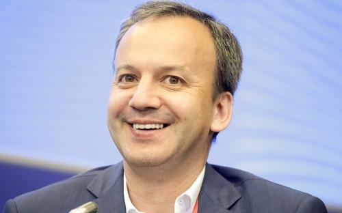 Президент Международной федерации шахмат (ФИДЕ) Аркадий Дворкович<br /> <br /> &nbsp;