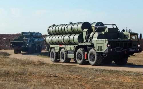 Зенитно-ракетный комплекс C-400