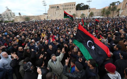 Фото: Hazem Ahmed / AP