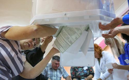 Фото:Евгений Силантьев / ТАСС