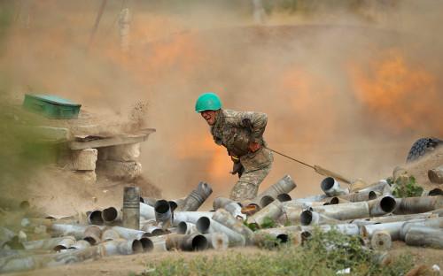 Фото:Sipan Gyulumyan / AP