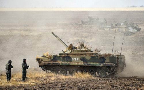 Фото:Минобороны России / ТАСС