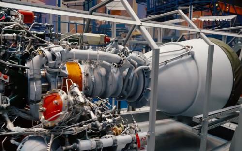Самый мощный в мире двигатель РД-171МВ