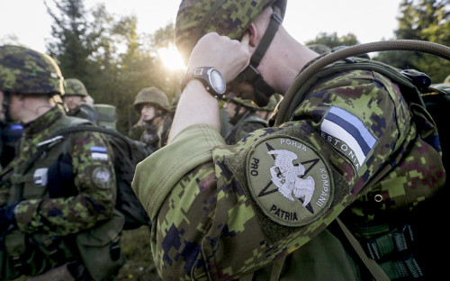 СМИ обнаружили в Эстонии секретную базу спецназа США