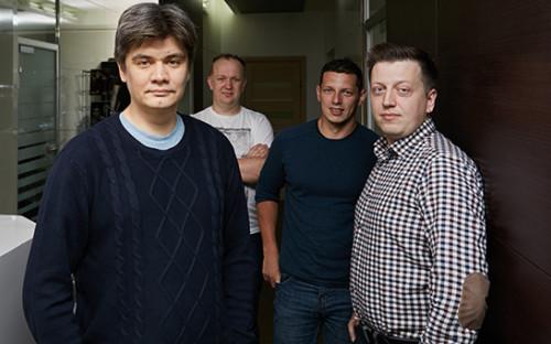 <p>Марат Нигаметзянов, Дмитрий Останин,&nbsp;Тимур Каримбаев,&nbsp;Матвей Калачев (слева направо)</p>  <p></p>