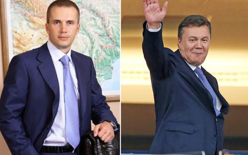 """<p><span style=""""font-size:16px;""""><strong>Александр и&nbsp;</strong></span><strong style=""""font-size: 16px; line-height: 25px;"""">Виктор </strong><span style=""""font-size:16px;""""><strong>Януковичи</strong></span></p>  <p></p>  <p>Виктор Янукович, четвертый президент Украины (руководил страной в 2010-2014 гг.). 22 февраля 2014 года Верховная рада объявила в своем постановлении о &laquo;самоустранении Януковича от исполнения конституционных полномочий&raquo;.</p>  <p></p>  <p>26 февраля <a href=""""http://top.rbc.ru/politics/26/02/2014/907430.shtml"""">РБК сообщил</a>: Виктор Янукович в ночь на 25 февраля прибыл в Москву и, проведя несколько часов в гостинице &laquo;Украина&raquo;, уехал временно жить в подмосковную Барвиху. С этого момента точное местонахождение Януковича-старшего неизвестно.</p>  <p></p>  <p>Про его сына Александра, стоматолога по образованию, владельца корпорации &laquo;МАКО&raquo; (журнал &laquo;Фокус&raquo; в 2013-м году оценил его состояние в $196,5 млн), известно больше. Так, в интервью изданию Lb.ua 7 июля 2014 года Александр рассказал о том, что после бегства из Киева он некоторое время провел в Крыму, а потом перебрался в Москву, где &laquo;официально не работает&raquo;.</p>  <p></p>  <p>Однако, согласно базе данных &laquo;СПАРК-Интерфакс&raquo;, 7 мая 2014 года гражданин Украины Янукович Александр Викторович зарегистрировал в Петербурге ООО &quot;Арсенал-Инвест&quot;. В качестве основного вида деятельности компании указано &laquo;управление финансово-промышленными группами и холдинг-компаниями&raquo;. Юридический адрес: 195009, г. Санкт-Петербург, ул. Комсомола, д. 2 Литер А офис 2.</p>  <p></p>  <p>&laquo;Арсенал-инвесту&raquo; принадлежит дочернее предприятие &laquo;Арсенал Истейт&raquo; (работа в области недвижимости и консалтинга), расположенное на той же улице, но в другом доме &ndash; 1-3. Согласно ЕГРЮЛ, гендиректором обоих предприятий числится Алла Давыдова. В разговоре с РБК Давыдова подтвердила, что обе компании были зарегистрированы Александр"""
