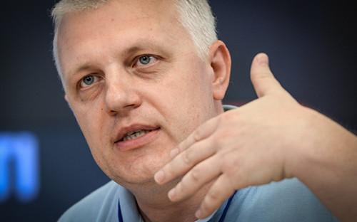 <p>Известный российский и украинский журналист Павел Шеремет</p>  <p></p>