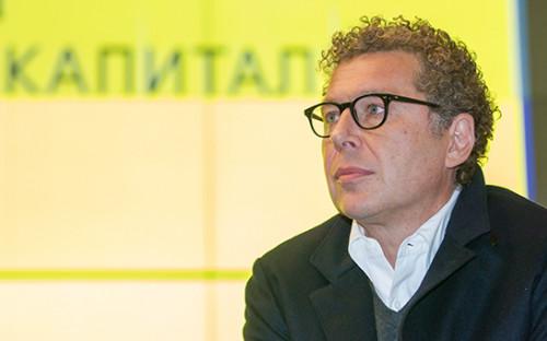 <p>Бизнесмен Александр Мамут</p>