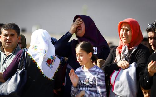 Фото:Alp Eren Kaya / Reuters