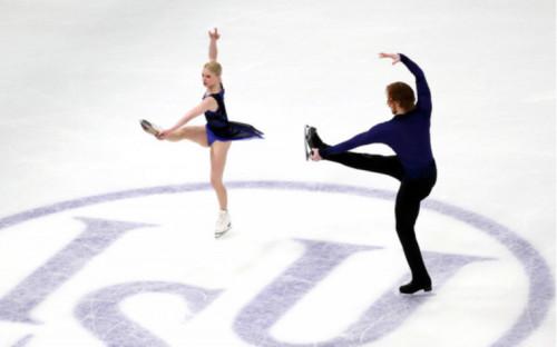 Фото:Евгения Тарасова и Владимир Морозов (Фото: Наталия Федосенко/ТАСС)