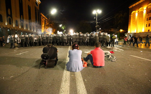 Фото:Zurab Tsertsvadze / AP