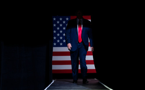 Фото: Evan Vucci / AP