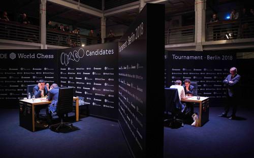 Шахматный турнир претендентов на звание чемпиона мира FIDE World Chess Candidates Tournament