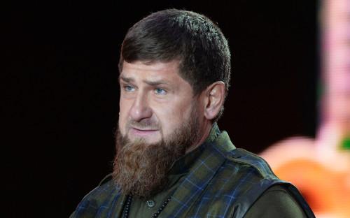 <p>Рамзан Кадыров</p>
