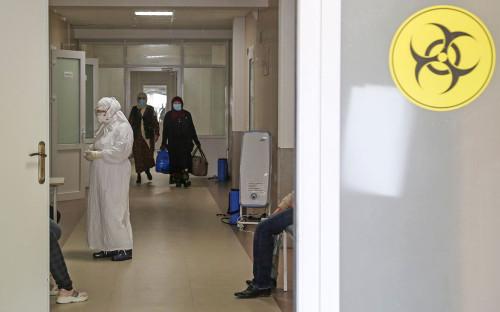 Городская клиническая больница №1 вМахачкале