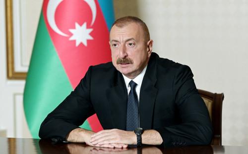 <p>Ильхам Алиев</p>