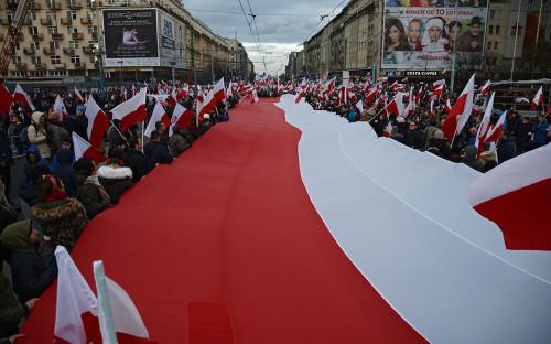 Польша решила разместить американских военных у границы с Белоруссией
