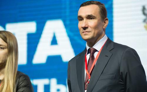 Евгений Хамин, генеральный директор строительной компании «ВДК»