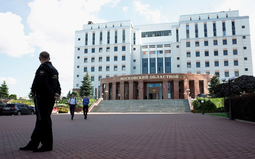 <p>Московский областной суд. 1 августа 2017 года</p>  <p></p>