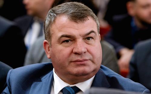 <p>Анатолий Сердюков</p>  <p></p>