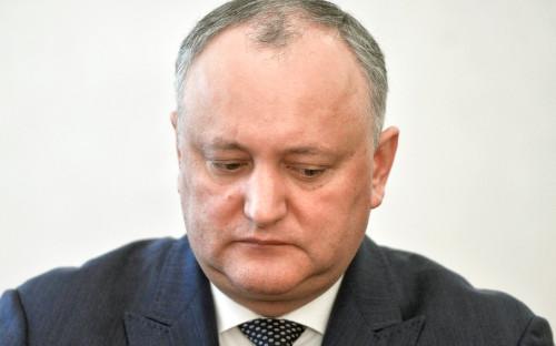 Созданное Демпартией правительство Молдавии ушло в отставку