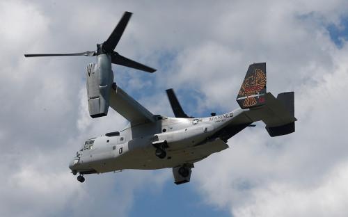 <p>MV-22 Osprey. 2013 год</p>  <p></p>