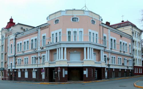 Здание прокуратуры Приморского края