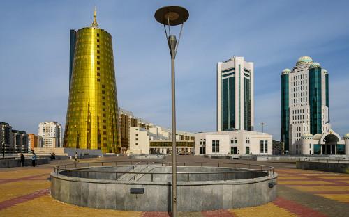 <p>Нур-Султан, Казахстан</p>