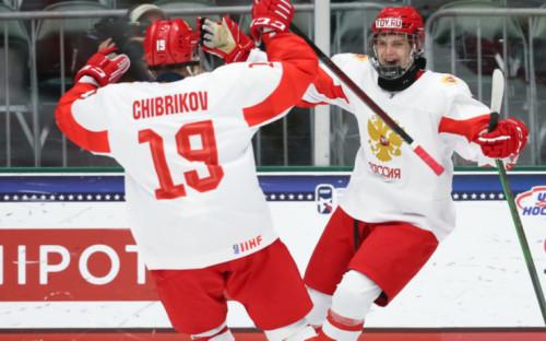 Фото:Игроки сборной России (Фото: сайт Федерации хоккея страны)