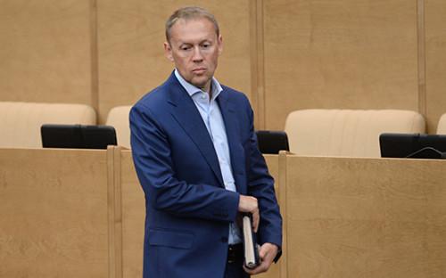 Депутат Госдумы Андрей Луговой