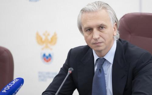 Президент РФС Александр Дюков<br /> <br /> &nbsp;