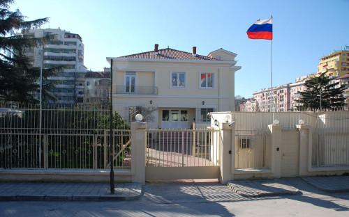 Фото: Facebook посольства России в Албании