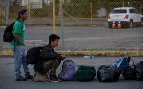 Фото:Moises Castillo / AP