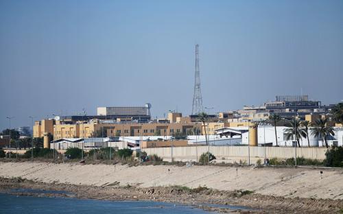 Посольство США в Багдаде, Ирак