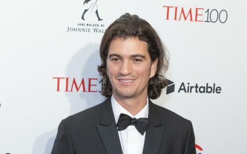 Основатель WeWork Адам Нойманн