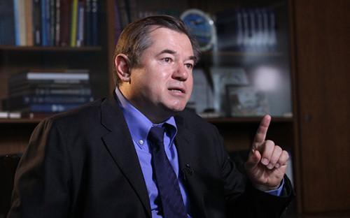 <p>Советник президента России&nbsp;Сергей Глазьев</p>  <p></p>  <p></p>