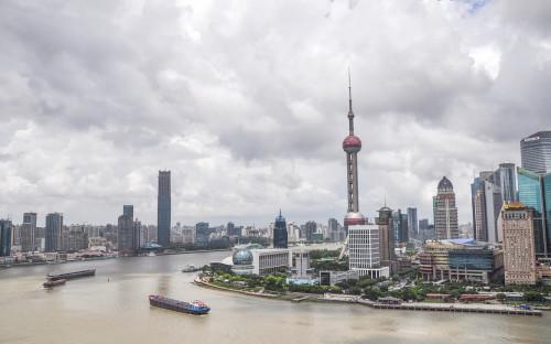 Шанхай, современный вид