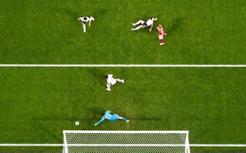 Счет в матче на 47-й минуте голом в своиже ворота открыл капитан сборной Египта Ахмед Фатхи