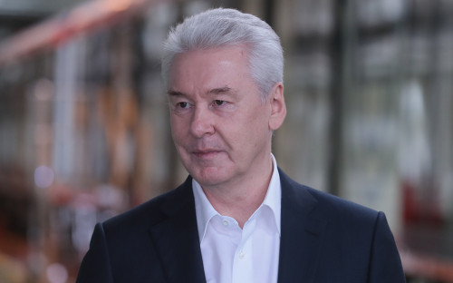 <p>Сергей Собянин</p>