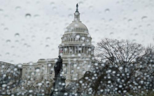 <p>Здание Капитолия, где заседает сенат США</p>  <p></p>