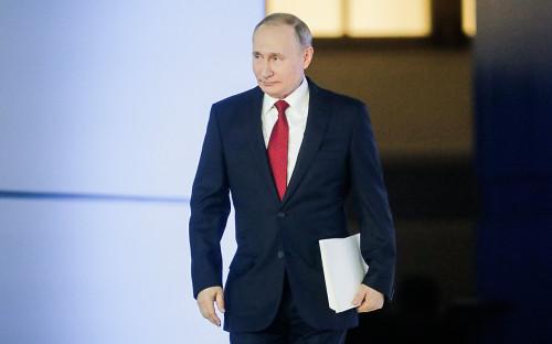 Кремль наметил дату голосования по поправкам в Конституцию